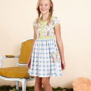 NWT Matilda Jane Allegory Dress Size 8